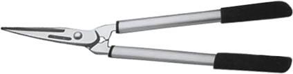 Кусторез FIT, 538 мм. 7710577105Кусторез FIT используется для срезки тонких веток и цветов. Подойдет для создания скульптур из кустарников. Инструмент с лезвиями из нержавеющей стали прослужит не один год и станет хорошим помощником, как для садоводов-любителей, так и для профессионалов. Характеристики: Материал: сталь, металл, ПВХ. Размеры кустореза: 53,8 см x 17,5 см x 2,5 см. Размер упаковки: 53,8 см x 17,5 см x 2,5 см.