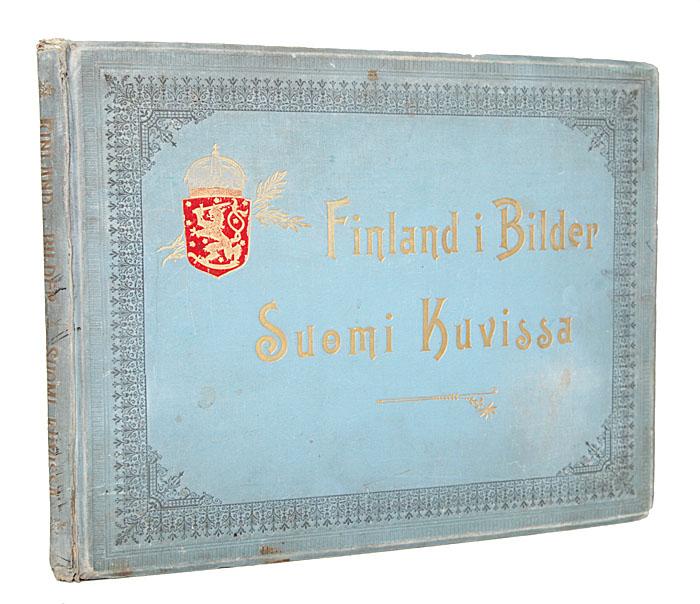 Живописная Финляндия. Альбом видов памятник на могилу фото