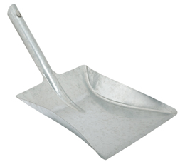 Совок для мусора металлический, 24см х 36 х 5 см11737-AСовок выполнен оцинкованного железа, предназначен для сбора мусора и пыли при уборке помещений. Он оснащен эргономичной ручкой. Характеристики:Материал: оцинкованное железо. Размер рабочей поверхности совка: 24 см х 22,5 см. Длина ручки совка: 16 см. Размер упаковки: 24 см х 36 см х 8 см Артикул: 11737-А