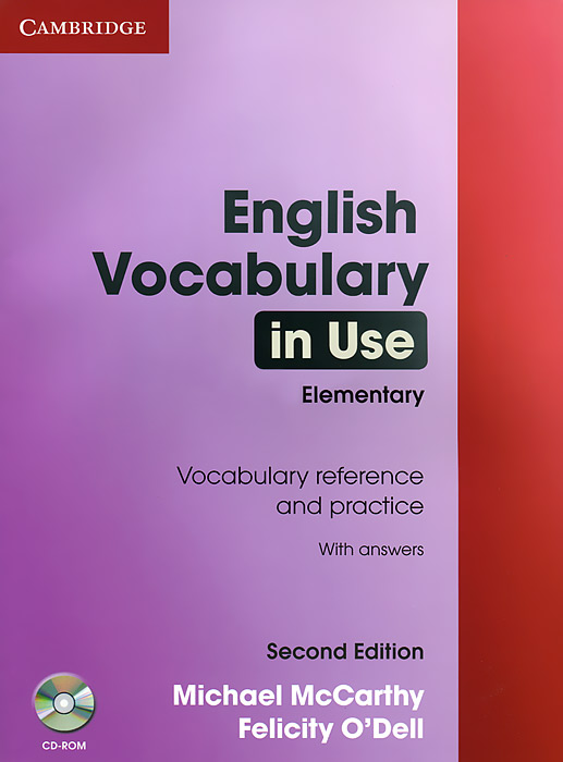 English Vocabulary in Use: Elementary with Answers (+ CD-ROM) global elementary coursebook with eworkbook pack