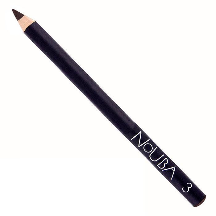 Nouba Карандаш для век Eye Pencil, тон №03, 1 гN02203Классический карандаш для век Nouba Eye Pencil создает идеальные стрелки и четкие контуры. Его волшебные цвета с потрясающе устойчивым эффектом держатся в течение всего дня. Карандаш идеально подходит для чувствительных глаз. Пальмовое масло, глицерин - смягчает, увлажняет; Карнаубский, канделийский воски - устойчивость, легкое нанесение. Характеристики:Вес: 1 г. Тон: №03. Производитель: Италия. Артикул: N02203. Товар сертифицирован.