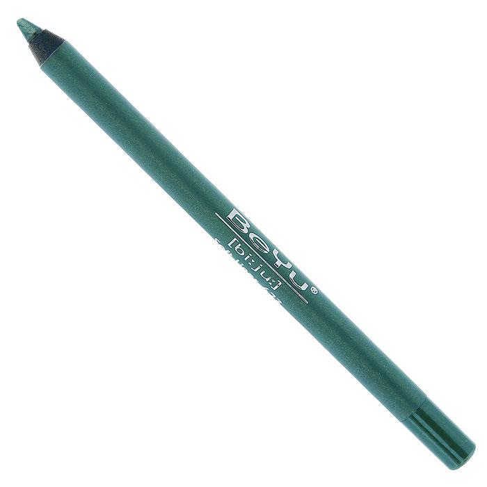 BeYu Карандаш для глаз Soft Liner, универсальный, тон №666, 1,2 г30.551Мягкая текстура карандаша Soft Liner легко и приятно наносится на нежную кожу век. Уникальный состав на основе масел. Абсолютно гипоаллергенен. Благодаря стойкой формуле карандаш фиксируется уже через минуту и становится водостойким. При этом он легко растушевывается, оставляя на веках насыщенный ровный цвет. Огромная цветовая палитра дает простор для творчества, а удобная пластиковая упаковка защищает грифель от сколов.Характеристики:Вес: 1,2 г. Тон: №666. Производитель: Германия. Артикул: 34666. Товар сертифицирован.