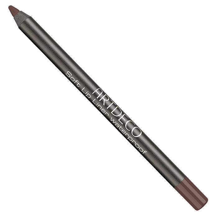 Artdeco Карандаш для губ водостойкий Soft Lip Liner Waterproof, тон №18, 1,2 г косметические карандаши artdeco карандаш для век водостойкий 23 1 2 г