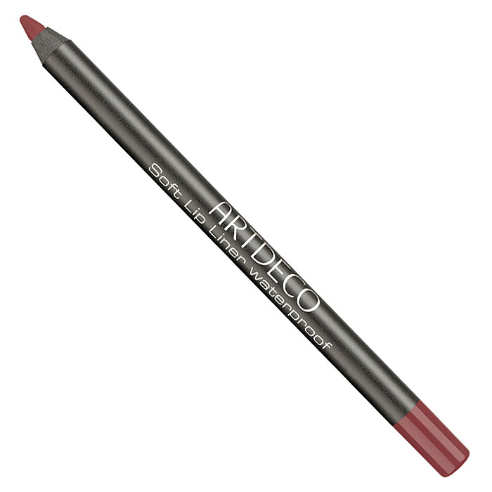 Artdeco Карандаш для губ водостойкий Soft Lip Liner Waterproof, тон №12, 1,2 г172.12Мягкий водостойкий карандаш для губ Artdeco Soft Lip Liner Waterproof обладает высоко-пигментированной формулой, которая содержит натуральные антиоксиданты. Приятная кремообразная консистенция карандаша наносится легко и гладко, быстро фиксируется. Прекрасная находка для комбинированной, склонной к жирности кожи. Он будет незаменим при занятиях спортом и на отдыхе. Характеристики:Вес: 1,2 г. Тон: №12. Производитель: Германия. Артикул: 172.12. Товар сертифицирован.
