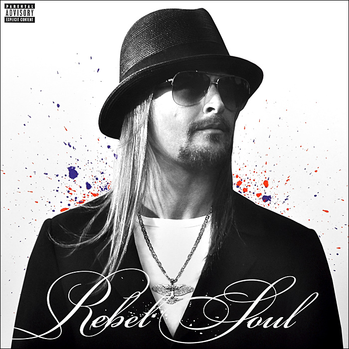 Кид Рок Kid Rock. Rebel Soul (2 LP + CD)