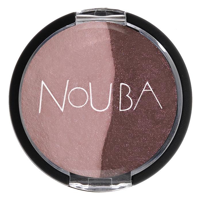 Nouba Тени для век Double Bubble, 2 цвета, тон №21, 2 гN25321Тени для век Nouba Double Bubble имеют прозрачную, как шифон, текстуру, на основе инновационной формулы без талька, с невероятной естественной насыщенностью цвета, придает взгляду особую выразительность. Входящие в состав витамин Е и масло жожоба бережно ухаживают за кожей век. Для легкого сияющего макияжа, благодаря уникальной технологии запекания, тени можно наносить невероятно-тонким слоем. Для получения яркого и насыщенного цвета используйте нанесение увлажненным аппликатором (прилагается).Характеристики:Вес: 2 г. Тон: №21. Артикул: N25321. Товар сертифицирован.