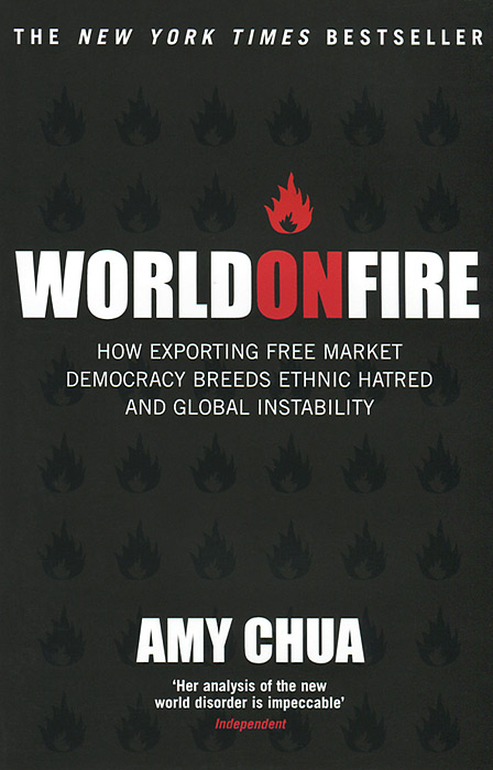World on Fire: How Exporting Free Market Democracy Breeds Ethnic Hatred and Global Instability democracy in america nce
