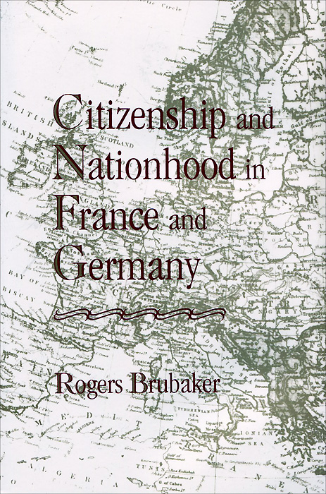 Citizenship and Nationhood in France and Germany сабвуфер blaupunkt emb 1200