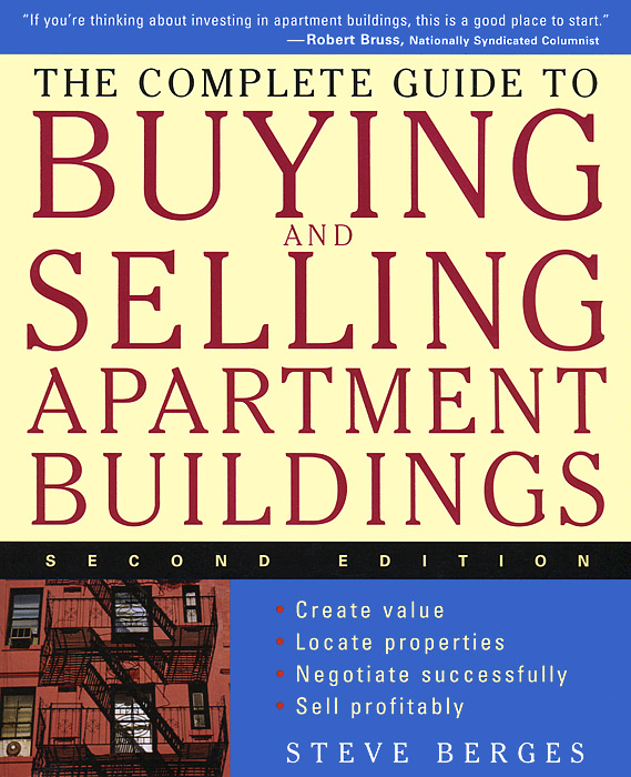 The Complete Guide to Buying and Selling Apartment Buildings obioma ebisike a real estate accounting made easy