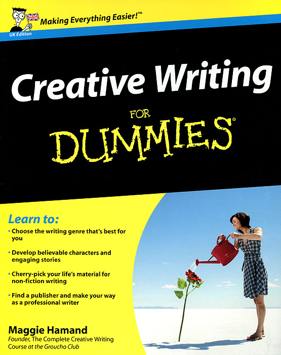Creative Writing for Dummies robin nixon creative visualization for dummies