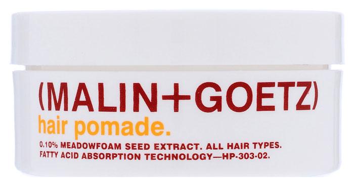 Malin+Goetz Помада для укладки волос, 57 гMG048Естественная сильная фиксация и уход за волосами для создания матового эффекта укладки, без утяжеления волос и раздражения кожи головы.Натуральные растительные ингредиенты из семян пенника лугового, конопли и соевых бобов в сочетании с нашими фирменными жирными кислотами создают натуральныйблеск, форму и текстуру волос. Идеально подходит для всех типов волос и кожи головы, в том числе окрашенных и химически обработанных волос. Не содержит парабены. Характеристики:Вес: 57 г. Производитель: США. Товар сертифицирован.