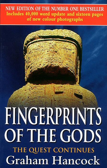 Fingerprints of the Gods the counterlife