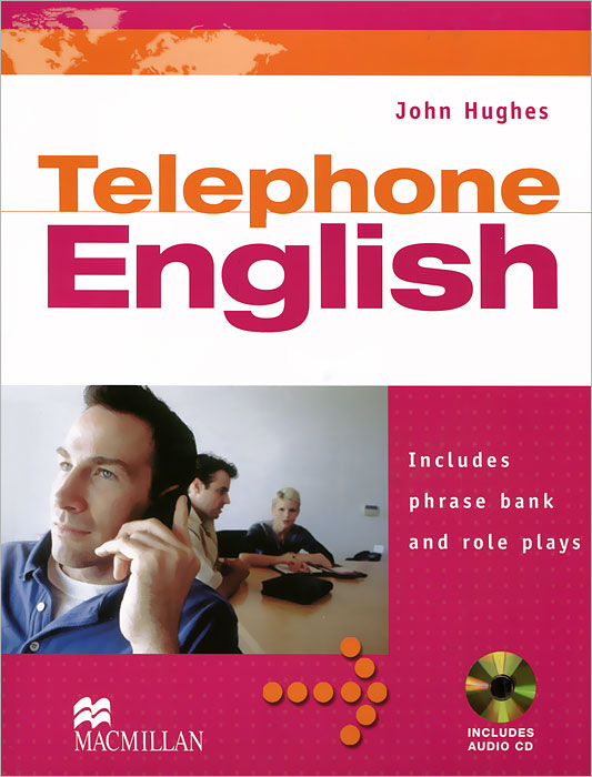 Telephone English (+ CD-ROM) networking in english cd rom
