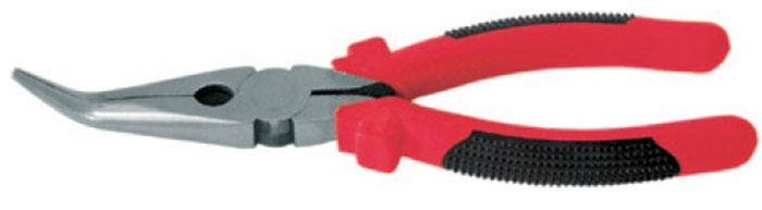 Утконосы FIT Стандарт, 200 мм48400Утконосы Fit изготовлены из полированной высокоуглеродистой инструментальной стали. Они предназначены для захвата, зажима и удержания мелких деталей. Имеют эргономичные, пластиковые ручки с антискользящими вставками. Характеристики: Материал: сталь, пластик, резина. Общая длина:20 см. Размер утконосов: 20 см х 6 см х 1,5 см. Размер упаковки: 26 см х 6 см х 2 см.