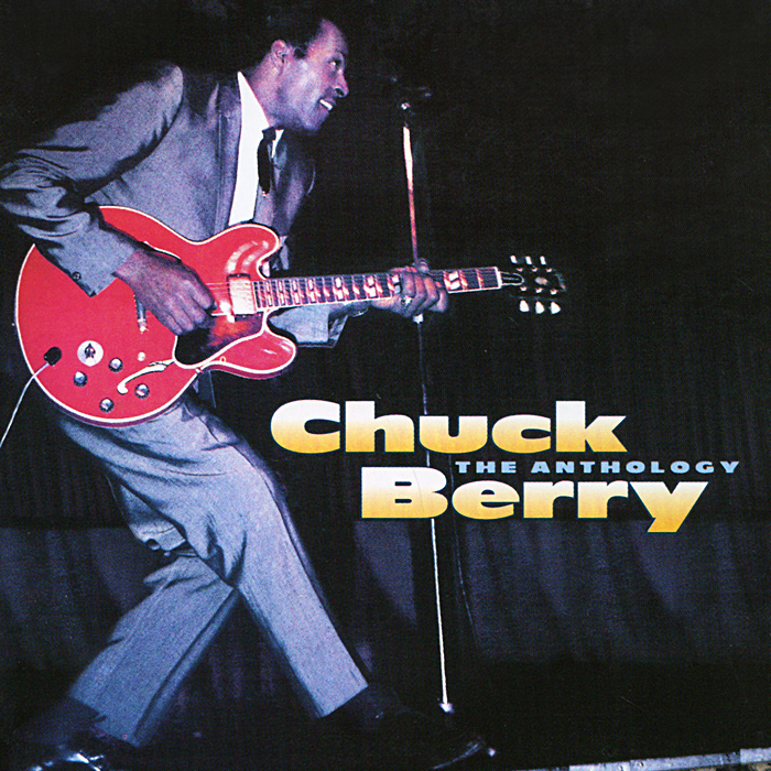 Chuck Berry. The Anthology (2 CD)