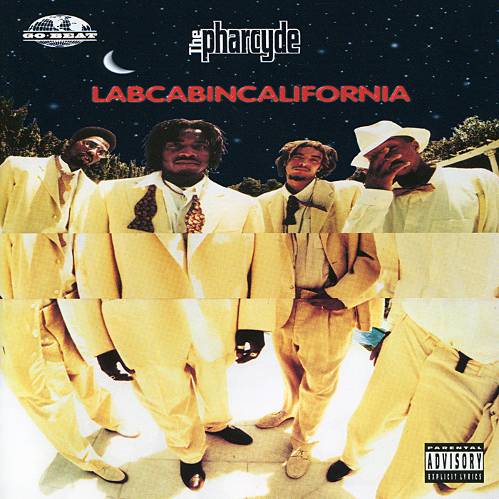 The Pharcyde The Pharcyde. Labcabincalifornia delicious
