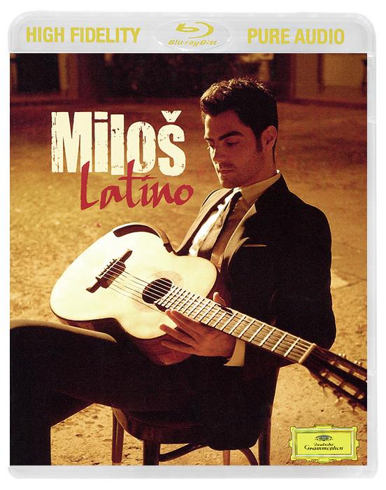 Karadaglic. Latino (Blu-ray Audio)