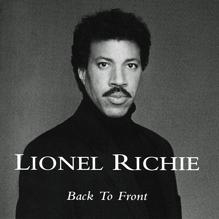Лайонел Ричи Lionel Richie. Back To Front lionel richie hove