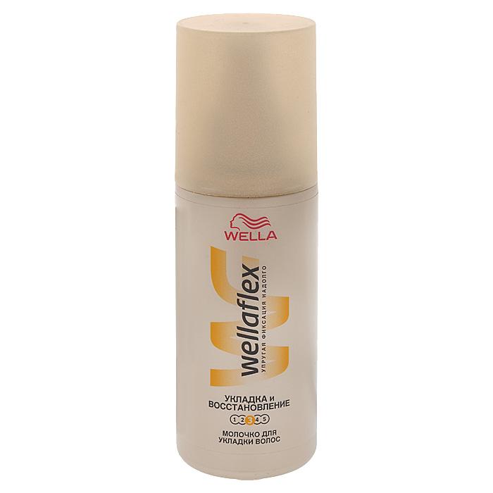 Wellaflex Молочко для укладки волос