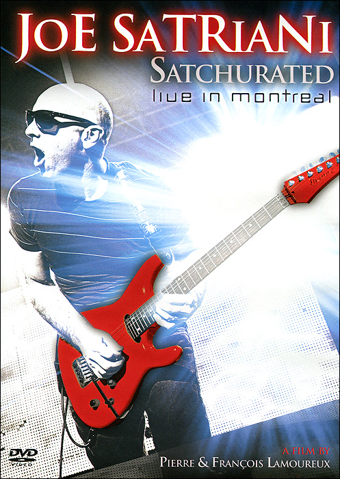 Joe Satriani: Satchurated, Live In Montreal (2 DVD)