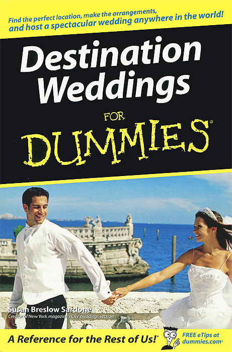 Destination Weddings for Dummies meg schneider budget weddings for dummies