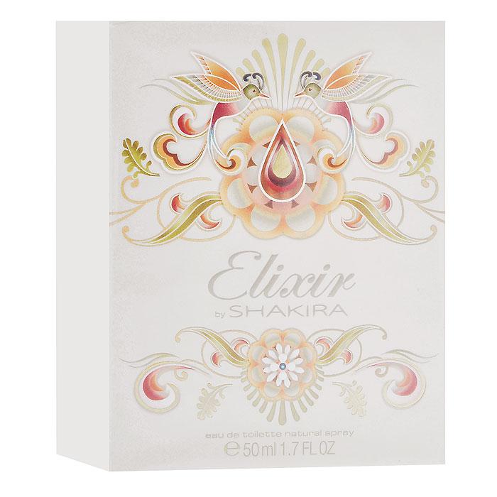 "Shakira Туалетная вода ""Elixir"", 50 мл"