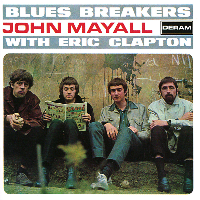 Джон Мэйолл,Эрик Клэптон,The Bluesbreakers John Mayall, Eric Clapton, Bluesbreakers эрик клэптон eric clapton give me strength the 74 75 studio recordings 2 cd