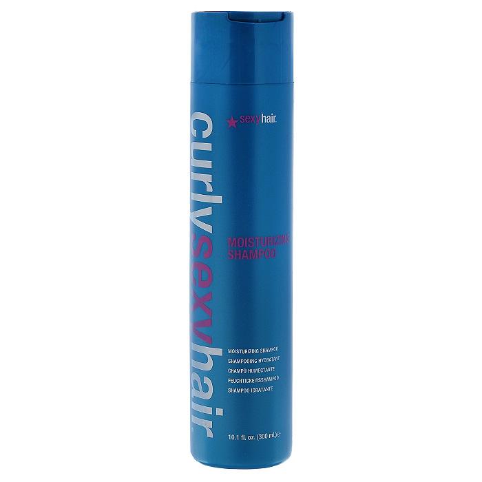 Sexy Hair Шампунь для волос Curly, для кудрей, 300 млКУ8Новая формула DinamiX увеличивает количество завитков. Подходит для всех типов вьющихся волос. Придает форму локонам и делает волосы послушными, устраняя эффект мелкого беса. Бережно очищает. В состав шампуня входят протеины шелка, сои и пшеницы, масла жожоба и авокадо, которые эффективно укрепляют и увлажняют волосы. Специальные ингредиенты придают четкую форму локонам. Характеристики:Объем: 300 мл. Производитель: США. Товар сертифицирован.