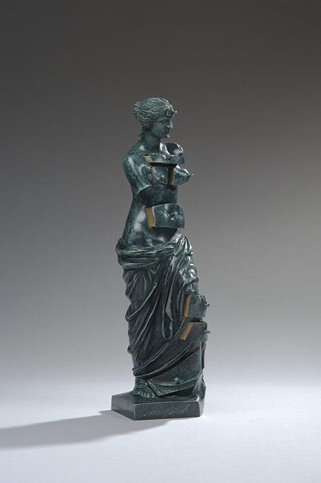 Скульптура статуэтка Венера Милосская с ящичками. Авторский номерной экземпляр. Сальвадор Дали. Бронза. Франция, Valsuani, 1981 год дали сальвадор дневник одного гения