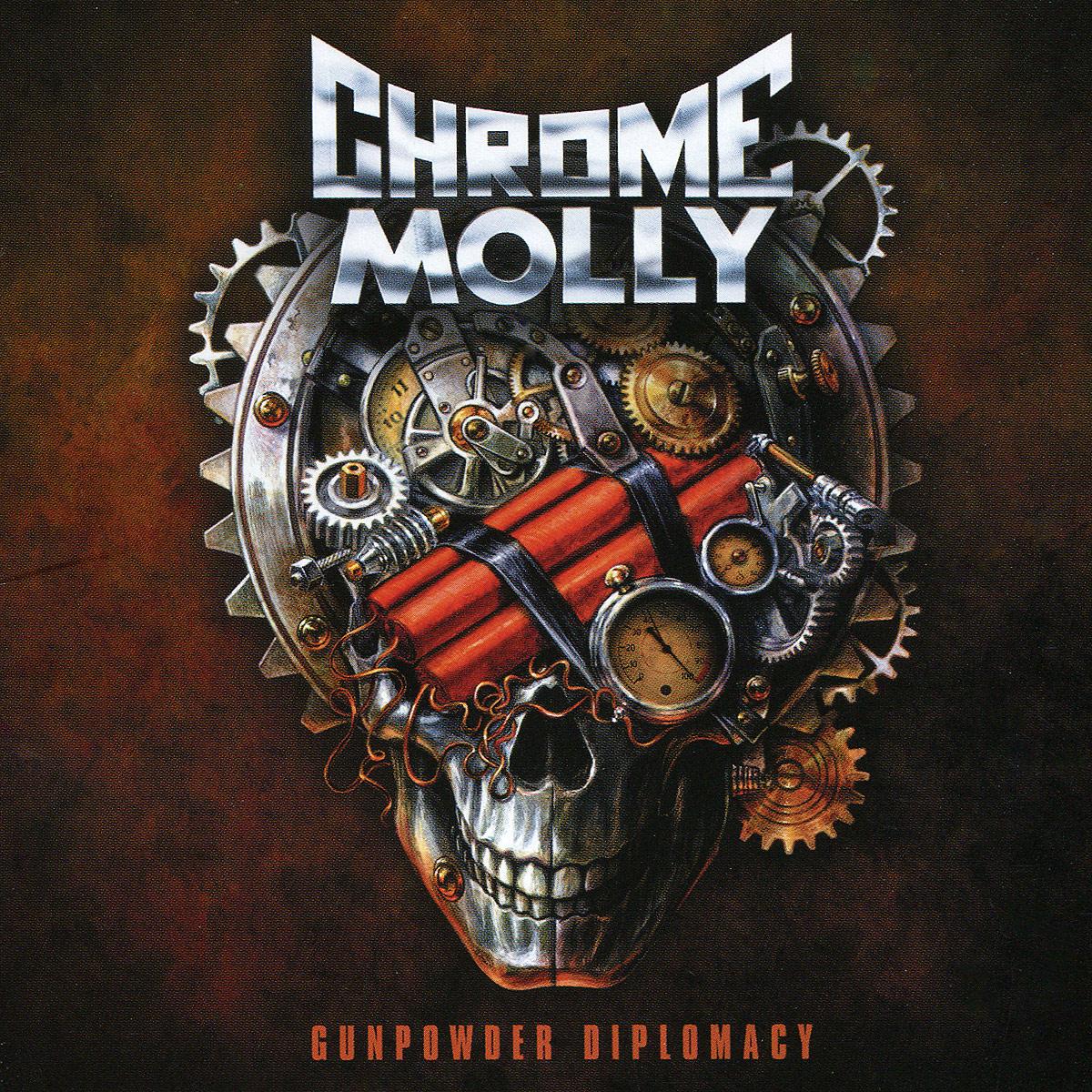 Chrome Molly Chrome Molly. Gunpowder Diplomacy odd molly pубашка