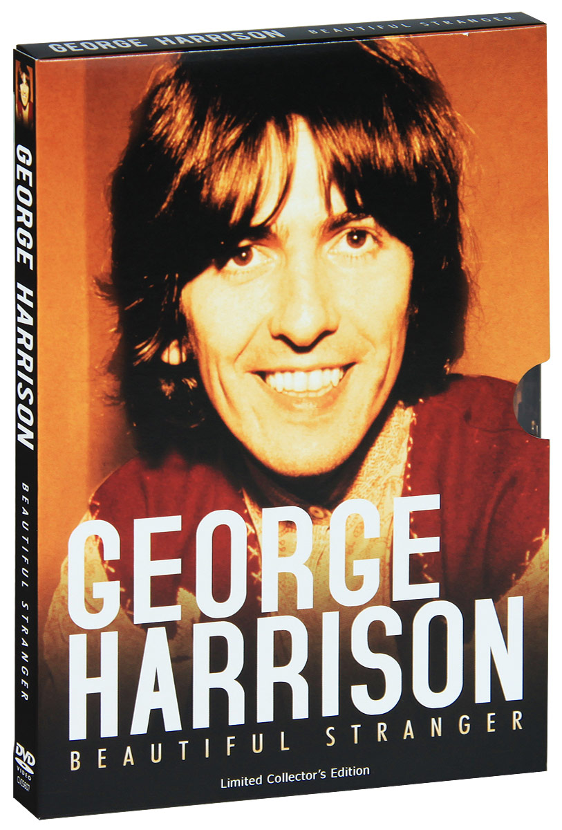 George Harrison: Beautiful Stranger. Limited Collector's Edition george thorogood george thorogood party of one