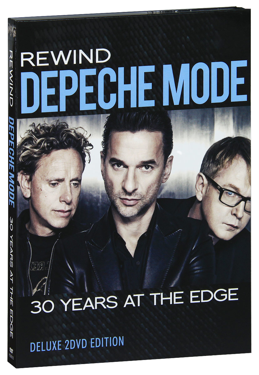 Depeche Mode: Rewind 30 Years At The Edge (2 DVD) cd depeche mode