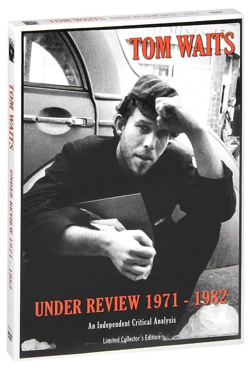 Tom Waits: Under Review 1971-1982 tom waits tom waits bad as me