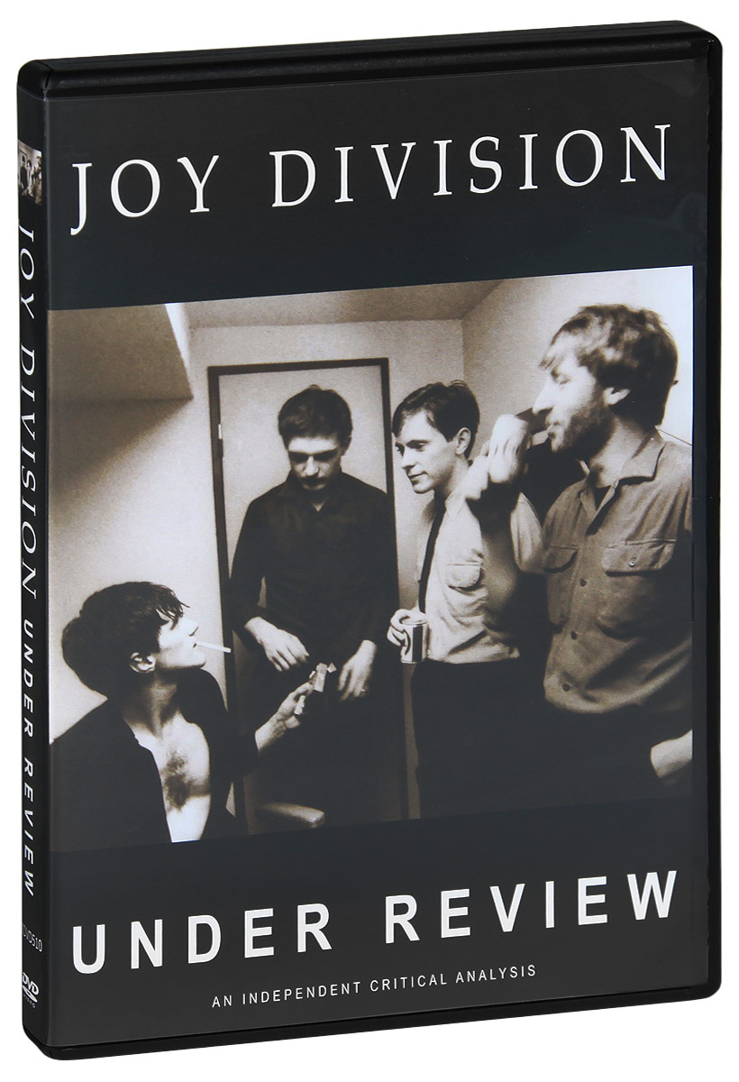 Joy Division - Under Review is a 70-minute film covering the entire story of Joy Division - one of Manchester and post-punk's truly great bands. This documentary goes behind the scenes and discovers much previously uncharted territory: starting with the band's origins in early incarnation Warsaw, through their short but hugely impacting time as Joy Division proper and even touching on the remaining members' future following the tragic death of front man Ian Curtis. The programmer further reveals the work the band undertook with legendary producer Martin Hannett, the mad genius with whom Joy Division worked on both their stunning studio albums. The second of these, Closer, was to be a posthumous release for singer lan Curtis, and this DVD also digs deep into the troubled soul of this enigmatic performer whose personal life weighed him down, cruelly, just as the wider world was beginning to take notice of his intensely moving lyrics and arresting stage presence. The legacy of Ian Curtis, and Joy Division as a whole, is still felt strongly and they remain hugely influential to each new crop of forward thinking guitar bands.