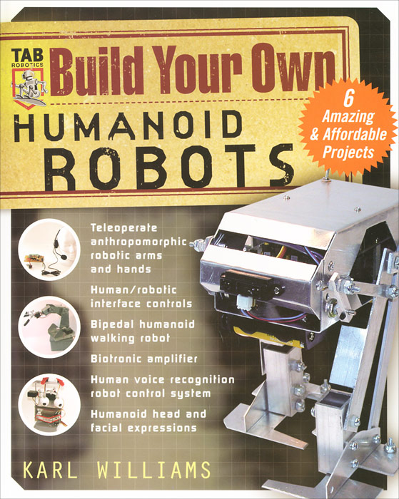 Build Your Own Humanoid Robots arm and hammer advanced care tartar control toothpaste for dogs