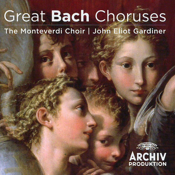 The Monteverdi Choir,Джон Элиот Гардинер,The English Baroque Soloists The Monteverdi Choir, John Eliot Gardiner. Great Bach Choruses худи print bar robot choir