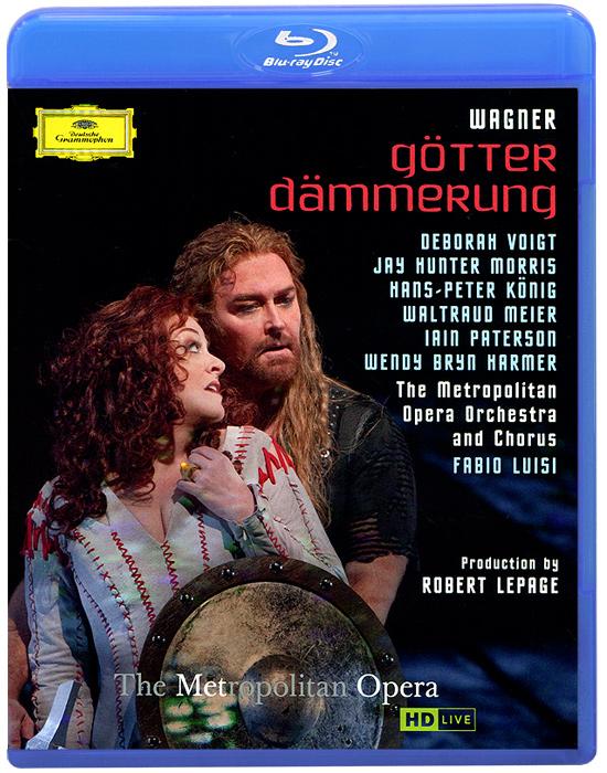 Wagner, Fabio Luisi: Gotterdammerung (Blu-ray)