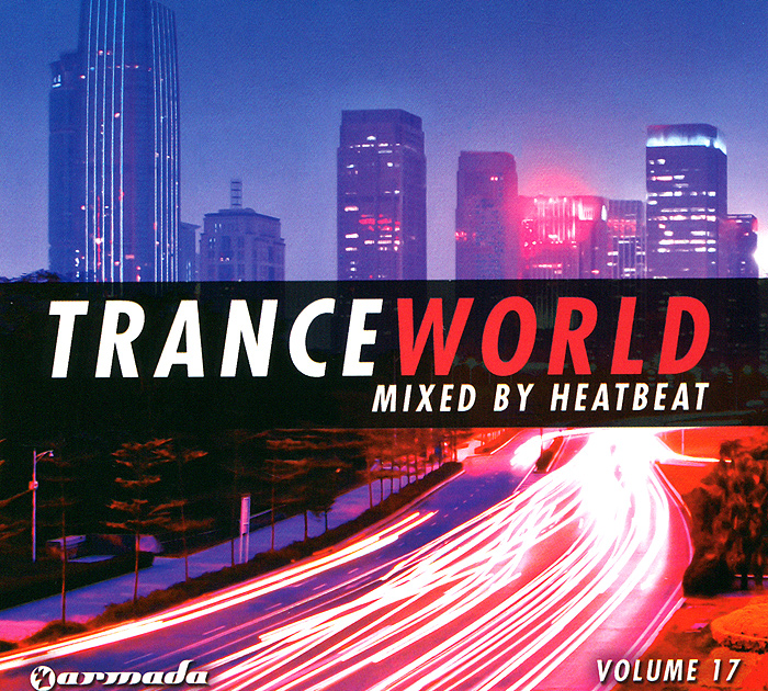TranceWorld. Mixed By Heatbeat. Volume 17