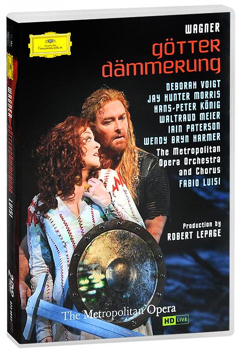 Wagner, Fabio Luisi: Gotterdammerung (2 DVD) peter wagner modernity