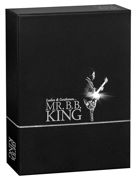 все цены на Би Би Кинг B.B. King. Ladies & Gentlemen... Mr. B.B. King (4 CD) в интернете