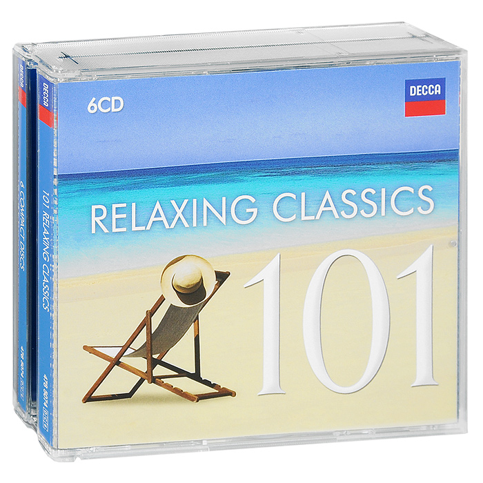 101 Relaxing Classics (6 CD) трансформатор светозар sv 44953