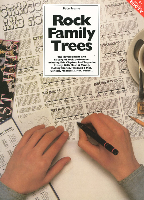 Rock Family Trees the trees trees the garden of jane delawney lp