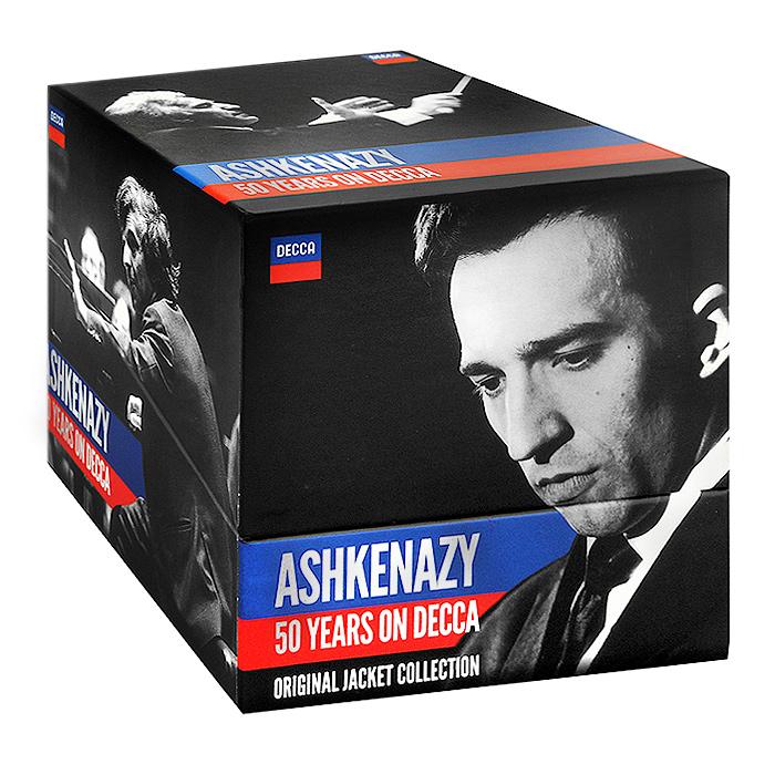 Vladimir Ashkenazy. 50 Years On Decca (50 CD)