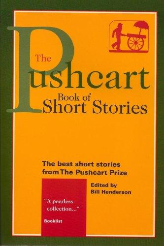 The Pushcart Book of Short Stories – The Best Short Stories from the Pushcart Prize Series short stories