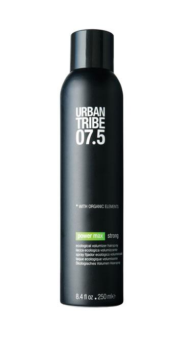 Urban Tribe Лак для укладки волос и создания объема, экологичный, сильная фиксация, 250 мл52234Экологичный лак Urban Tribe для укладки волос и создания объема сильной фиксации не содержит газа, универсален, быстро сохнет, идеален для придания формы и завершения любой укладки. Обеспечивает волосам максимальный объем, блеск, длительную фиксацию и исключительную влагостойкость. Экстрастойкий фиксирующий полимер создает эффект покрытия волос для более длительного сохранения укладки. Пантенол обладает увлажняющим и успокаивающим действием. Витамин Е, антиоксидант. Органические, эко-сертифицированные элементы оказывают увлажняющее, ухаживающее и антиоксидантное действие.Характеристики:Объем: 250 мл. Производитель: Италия. Товар сертифицирован.