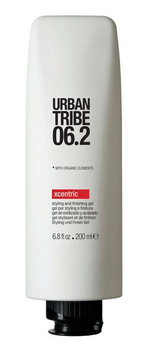 Urban Tribe Гель для волос Xcentric, моделирующий, 200 мл urban tribe лак для укладки волос и создания объема сильная фиксация 400 мл
