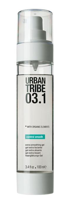 Urban Tribe Гель Control Smooth для укладки волос, разглаживающий, 100 мл52197Гель Urban Tribe Control Smooth - правильный выбор для создания эффекта идеально прямых волос. Выпрямляет волосы, эффективно разглаживая кутикулу. Волосы прямые и легко расчесываются. Придает максимальный блеск и влагоустойчивость, оставляя волосы послушными, гладкими и шелковистыми.Разглаживающий полимер имеет сильное выравнивающее действие, волосы легко расчесываются и стойки к воздействию влажности, сохраняя эффект памяти укладки в течение 7 дней. Ухаживающие ингредиенты увлажняют и придают мягкость волосам, выпрямляя непослушные локоны и устраняя статическое электричество. Органические, эко-сертифицированные элементы оказывают увлажняющее, ухаживающее и антиоксидантное действие. Характеристики:Объем: 100 мл. Производитель: Италия. Товар сертифицирован.