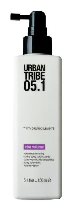 Urban Tribe Жидкость для укладки волос и создания объема 150 мл
