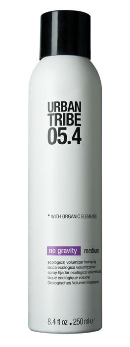 Urban Tribe Лак для укладки волос и создания объема, экологичный, средняя фиксация, 250 мл urban tribe лак для укладки волос и создания объема сильная фиксация 400 мл