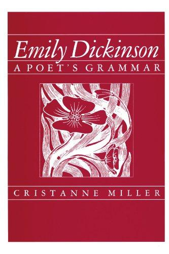 Emily Dickinson – A Poets Grammar (Paper) emily dickinson the complete poems of emily dickinson